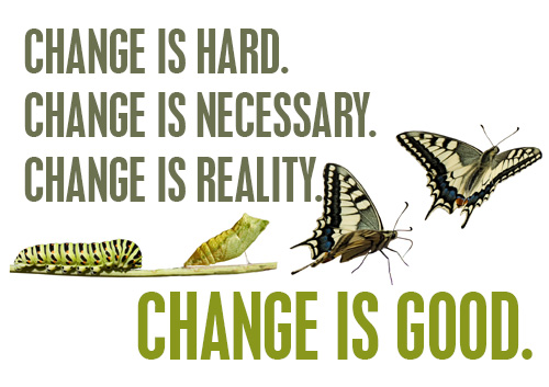 Change-Is