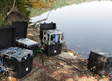 small unit water purification system