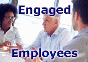 EVC Careers Engaged Employees