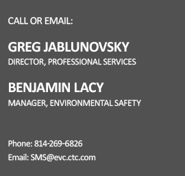 Safety Services Contact Information