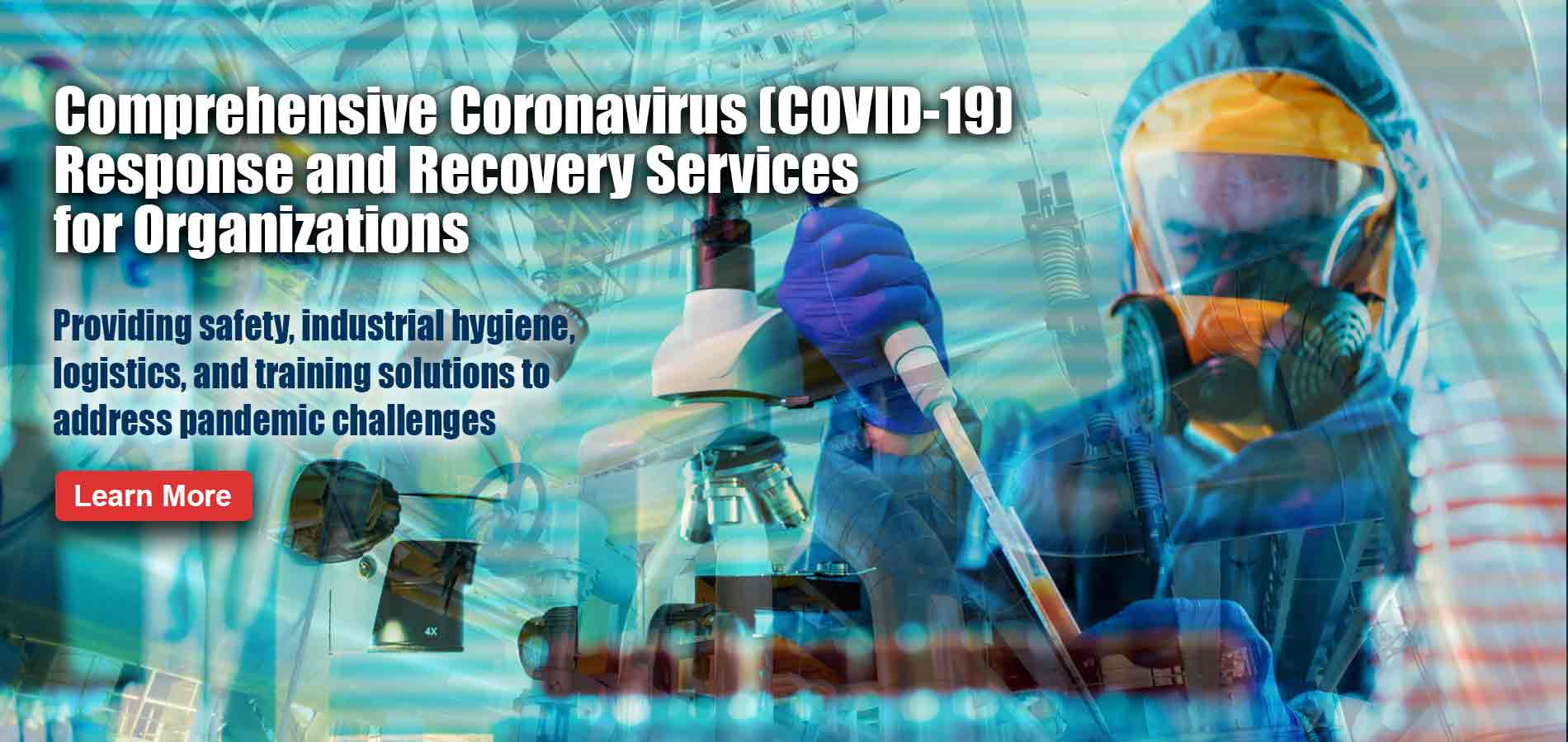 COVID-19 Response and Recovery Services